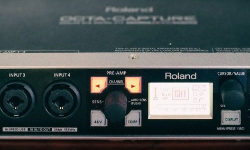 roland octa-capture