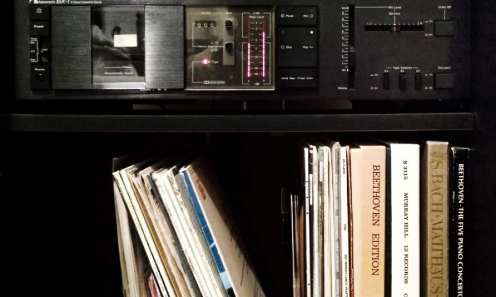 nakamichi bx-1 cassette deck