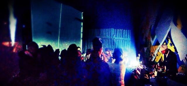 Dj Spooky at Platoon: New Years 2014