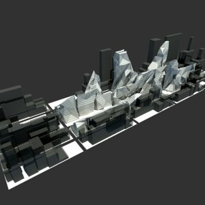 interdependent urbanism